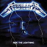 Ride The Lightning CD cover