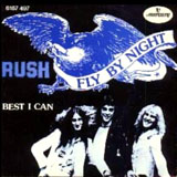 Fly by Night - Rush single cover