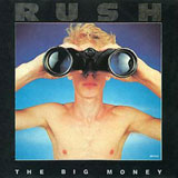 The Big Money - Rush single cover