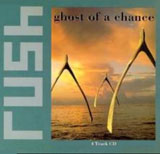 Ghost of a Chance - Rush single cover