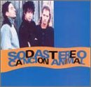 Soda Stereo - Cancion Animal CD