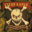 Steve Earle - Copperhead Road audio CD cover