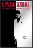 Scarface movie DVD