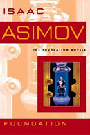 book Foundation by Isaac Asimov