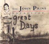Great Days - John Prine audio CD cover