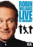 Robin Williams: Live on Broadway 2002 DVD