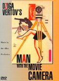 Man With A Movie Camera movie DVD