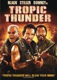 Tropic Thunder movie DVD