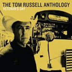 Tom Russell Anthology - Veterans Day audio CD cover