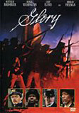 Glory - Civil War movie DVD cover