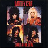 Shout At The Devil Album cover