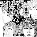 revolver Capitol album cover