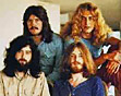 Led Zeppelin group photo
