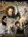 Lord of the Rings: The Return of the King DVD cover