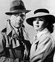 Scene from the movie Casablanca