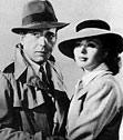Scene from the movie Casablanca