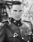 Ralph Fiennes as Amon Goeth in Schindler's List