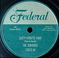 Sixty Minute Man single