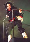 Rock Artist Michael Jackson