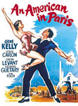 An American in Paris movie DVD cover