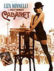 Cabaret movie DVD cover