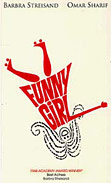 Funny Girl movie DVD cover