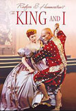The King And I movie DVD cover