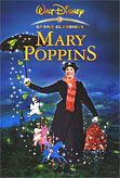 ary Poppins movie DVD cover