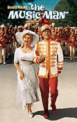 The Music Man movie DVD cover