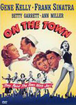 On the Town movie DVD cover
