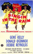 Singin' in the Rain movie DVD cover