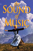The Sound of Music movie DVD cover