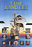 Time Bandits movie DVD cover