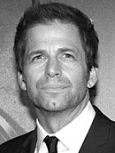 Zack Snyder movie director