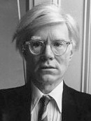 Andy Warhol movie director and artist
