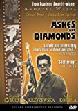 DVD cover for the movie Ashes and Diamonds