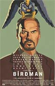 Birdman movie DVD cover