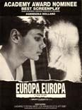 Europa Europa movie cover