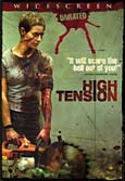 Image of poster for the movie High Tension