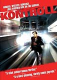 DVD cover for the movie Kontroll