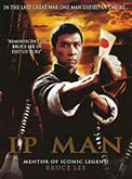 Poster for the movie Ip Man