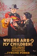Poster for the movie Where Are My Children?