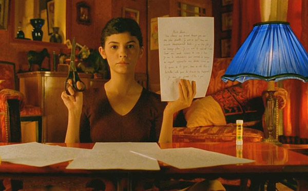 scene from Amelie
