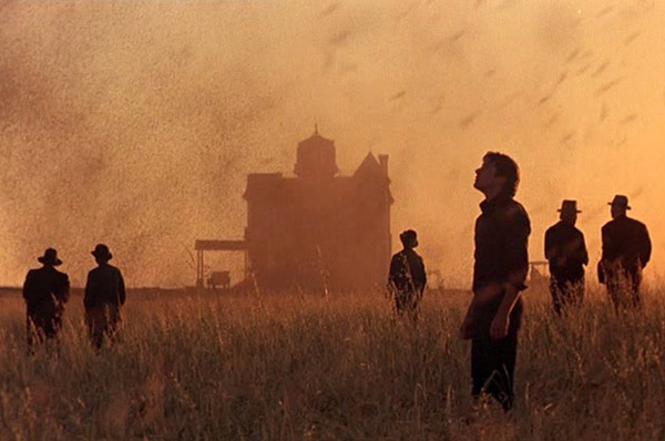 scene from Days of Heaven