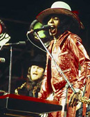 Sly Stone at Fillmore East 1968