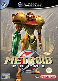 Nintendo Gamecube cover Metroid Prime