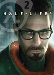 Half-Life 2 video game box cover