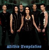 metal band Within Temptation