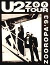 Zooropa - U2 tour poster