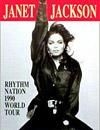 Rhythm Nation 1990 world tour